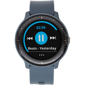 Garmin vivoactive 3 Music Montre connectée, granit blue